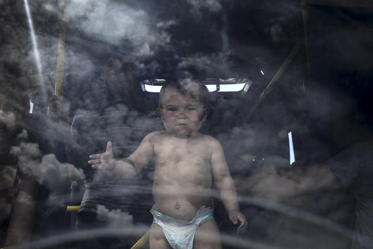 Война на донбассе фото детей